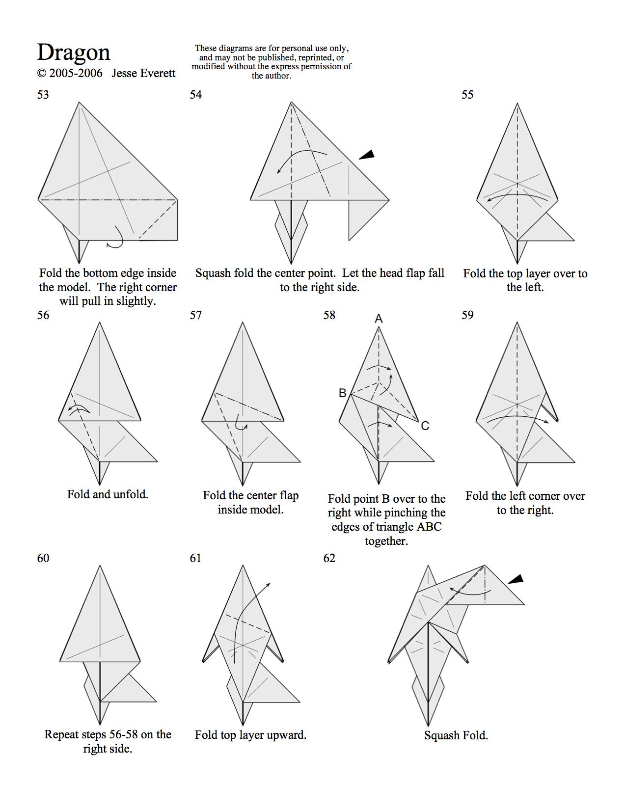 Origami Dragon Page 6
